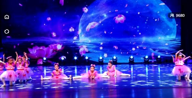 2019年甜心舞蹈年度文艺汇演(追梦)
