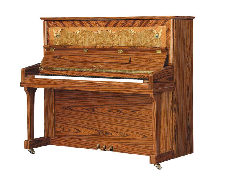 格里格钢琴G-12高端螺钿