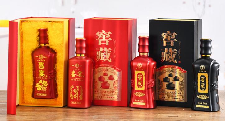 贵阳酱香酒盒印刷