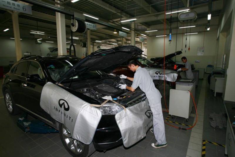 贵州汽车维修专业
