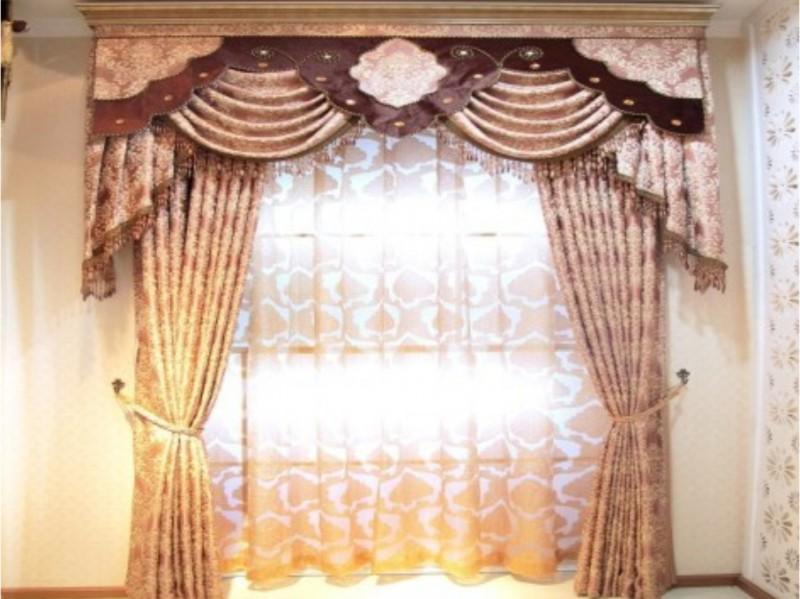 贵州布艺窗帘