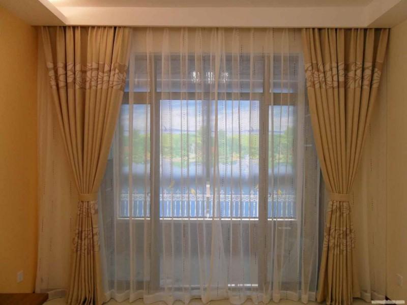 贵阳窗帘效果图